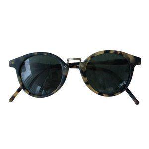 Kyme Tortoise Sunglasses